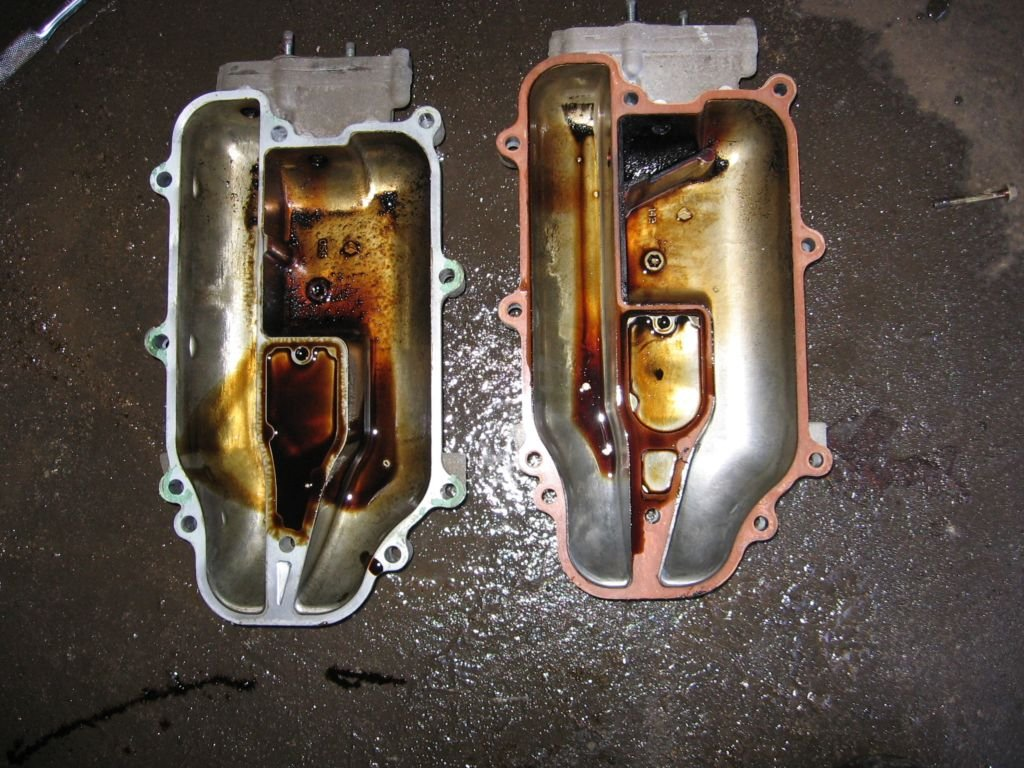 WARNING: Don't Seafoam Your Legend Intake!!! - The Acura