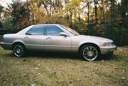 A Beautiful Acura On Inch Wheels Page The Acura Legend - Acura 17 inch rims
