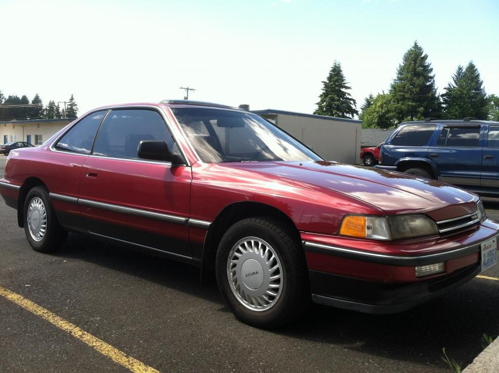 1988 LS Coupe for sale - The Acura Legend & Acura RL Forum