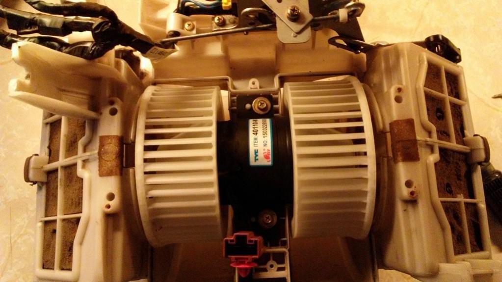 Blower Motor Fix The Acura Legend Acura RL Forum - Acura legend blower motor