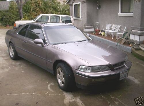 91 Acura Legend Coupe - The Acura Legend & Acura RL Forum