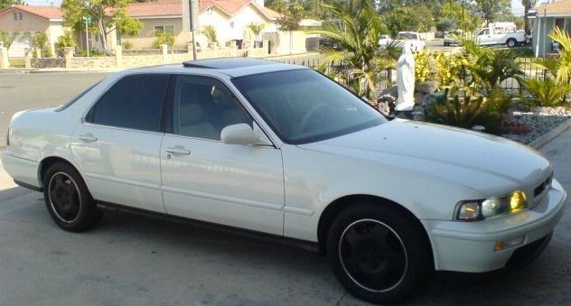 FS: 94 Legend GS 6Sd White/Tan 206k *BHG - The Acura Legend ...