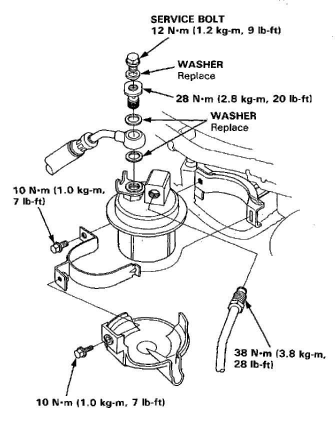 Diagram For Fuel