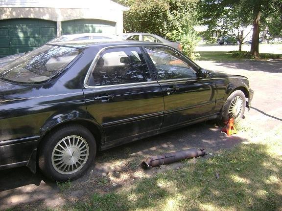 92 Acura Legend LS Jeffs 009