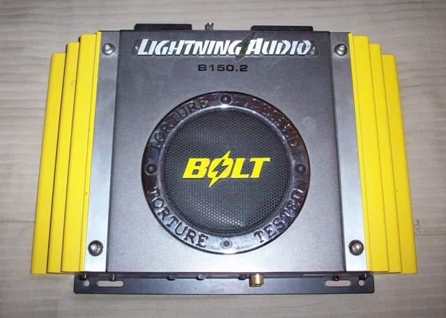 FS Lightning Audio 2-channel Amp shipped-la-b150.2- & FS: Lightning Audio 2-channel Amp $30 shipped - The Acura Legend ... azcodes.com