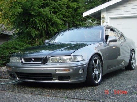 Acura Legend Coupe on Who S Coupe Is This     The Acura Legend   Acura Rl Forum