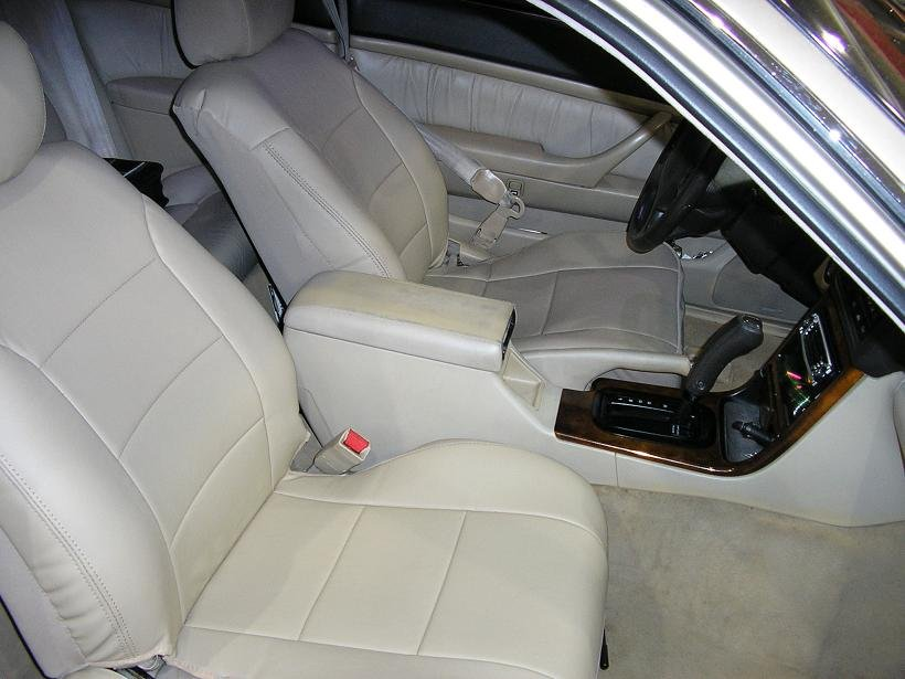 Iggee Seat Covers PICS FinnalY You Guys Gotta See Them The - Acura legend seats for sale