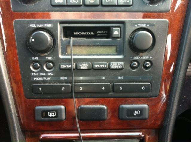 Honda Legend Model Upgrading CarRadio The Acura Legend - Acura legend radio