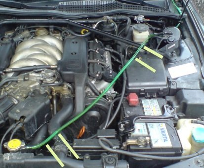 D Your Legend Overheating Got Coolant Problem Post All Questions Here Radiator on 1991 Acura Legend Engine