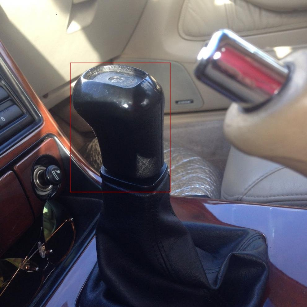 Changing The Shifter Knob On 1994 Legend 6 Speed