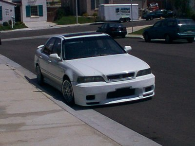 NEW STYLE BODY KIT Page The Acura Legend Acura RL Forum - Acura legend body kit