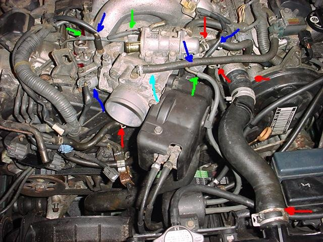 1065d1142219503 diy intake manifold removal egr cleaning step 16 diy intake manifold removal and egr cleaning the acura legend 97 Honda Prelude Wiring Diagram at bayanpartner.co