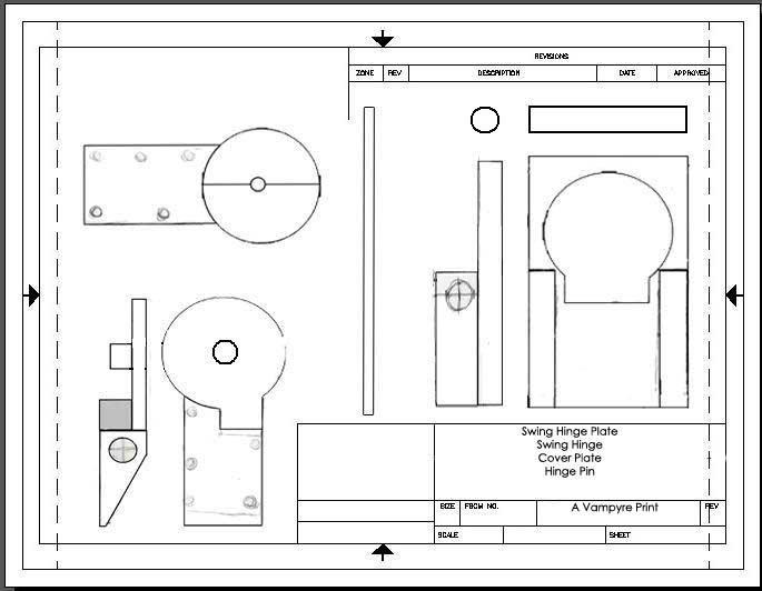 In Need Of Lambo Door Hinger Diagram