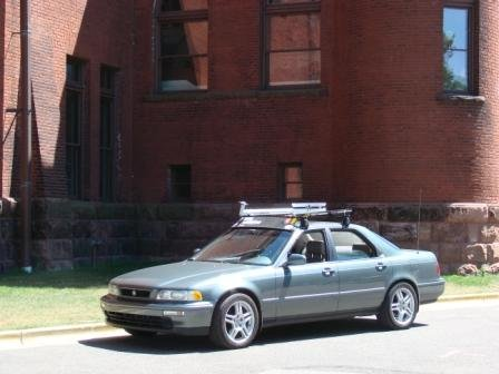 Acura Rims on Acura Legend 2004